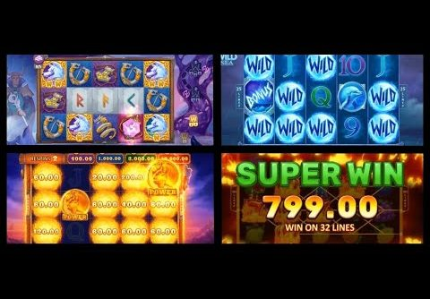 SLOTS STREAM 4 Machines à Sous Tenter les Big/Super/Mega Win
