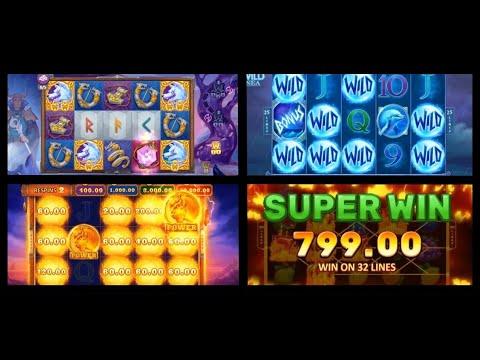 SLOTS STREAM 4 Machines à Sous Tenter les Big/Super/Mega Win