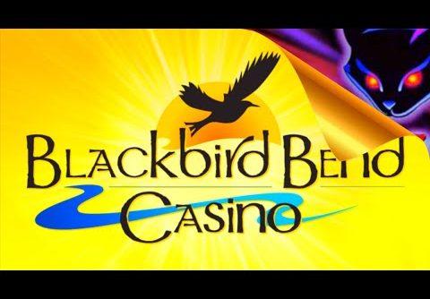 HUGE WIN on NEW SLOT MACHINES At Black Bird Bend Casino..