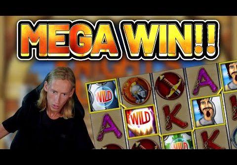MEGA WIN!!! KNIGHTS LIFE BIG WIN –  Casino slot from Casinodaddy LIVE STREAM