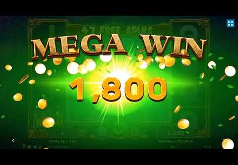 Casino Melegi Slot | Magical Amazon Oyununda Mega Win 50 Free Spin!!! #slots #bigwin