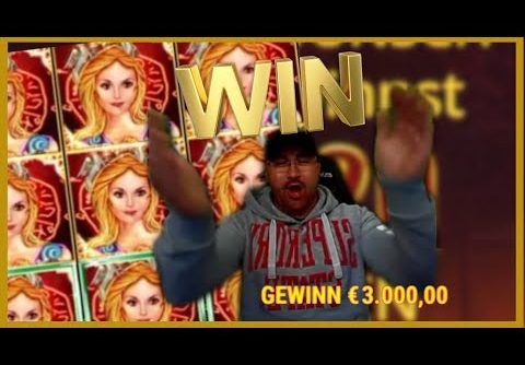 🤑Disc of Athena  1268x  MEGA WIN 💲💲 | Casino Twitch Stream Slotroom 24 7