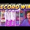 RECORD WIN! Lil Devil BIG WIN – HUGE WIN – Online Slots from Casinodaddy live stream