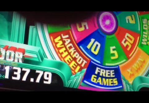 Big WiN!!! LIVE PLAY on Super Blast Wheel Slot Machine – Bonus or Bankrupt?