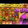 24 FREE SPINS EXTRA CHILLI 20€ HIGHROLL BONUS | BIG WIN ON EXTRA CHILLI SLOT BY BIG TIME GAMING