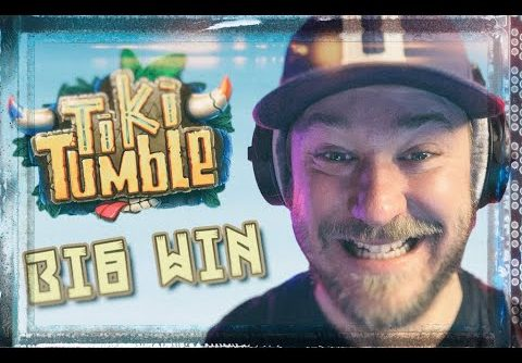 TIKI TUMBLE SLOT BIG WIN! – Streamer Biggest Wins Vol. 2