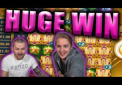 HUGE WIN on WILD FRAMES – Casino Slots Big Wins