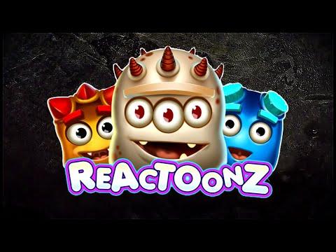 REACTOONZ 💰 TOP MEGA WINS