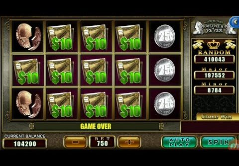 Xe88 – paduu.. 3 kali super bigwin + 3 kali bigwin slot money fever