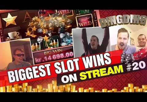 Biggest Slot wins on Stream – Week 20 / 2017