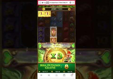 Hoki Ngebom Leprechaun PG SOFT Slot Di Kasih Super Mega Win.