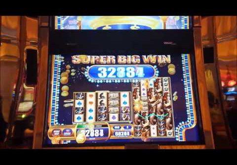 Super BIG Win Spartacus Slot Bonus