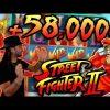 ROSHTEIN VS BISON +58.000€ BIG WIN IN STREET FIGHTER II SLOT \ Top 5 Wins of Week