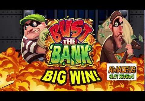 Menang Mega Win Slot Online Bust The Bank (Microgaming)