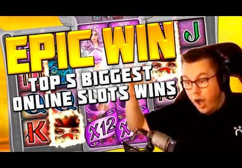 TOP 5 BIGGEST ONLINE SLOTS WINS OF THE WEEK | RECORD WIN ON LIL DEVIL ONLINE SLOT