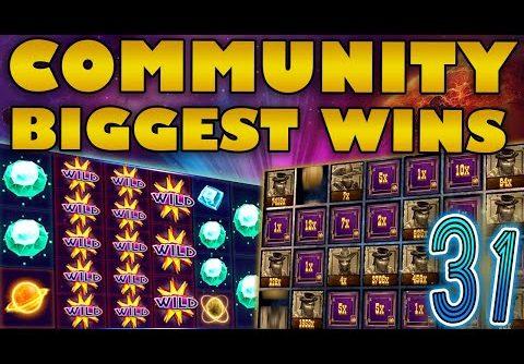 Community Biggest Wins #31 / 2020