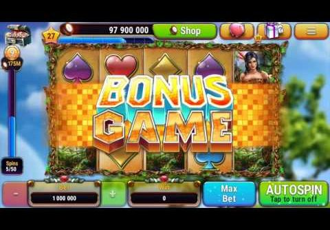 Jungle – Billionaire Slots 🎰 Android Gameplay Vegas Casino Slot Jackpot Big Mega Wins Spins