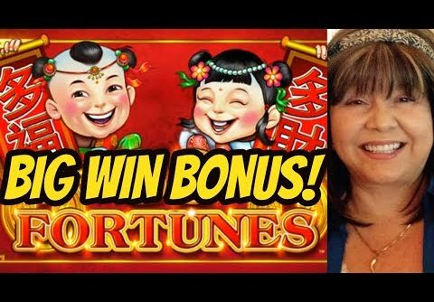 BIG WIN BONUS! LOVING 88 FORTUNES SLOT MACHINE POKIES