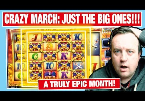 BIGGEST SLOT WINS of MARCH 2020 !