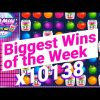 🔴 BIGGEST WINS OF THE WEEK #8 – Jammin' Jars slot x10138 – 🚨ONLINECASINOPOLICE🚨 COMPILATION