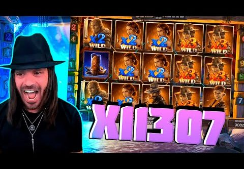 Streamer RECORD Win x11307 on Dead or Alive 2 Slot – TOP 10 BEST WINS OF THE WEEK !