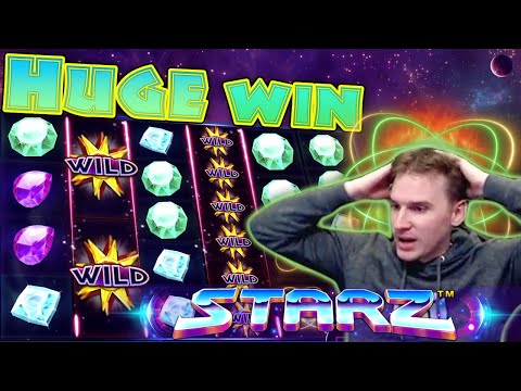 HUGE WIN on Starz Megaways Slot – £10 Bet