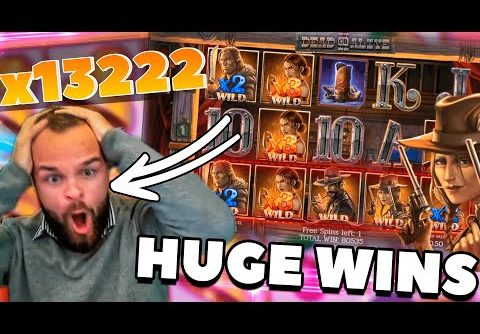 ClassyBeef Record Win 60.000€ on Dead or Alive 2 slot – Top 5 Best wins of the November