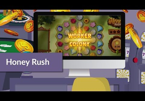 Honey Rush Slot Review – Lots potential for Big Wins?