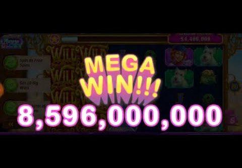 Slotomania – Crazy Train Sticky WIld Free Spin MEGA WIN!!!