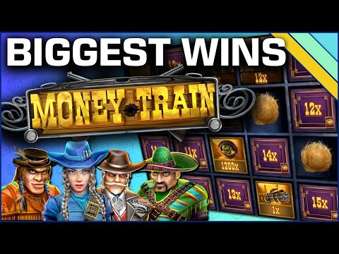 Top 10 Slot Wins on Money Train