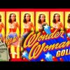 TONS of BIG WINS! LIVE PLAY & BONUSES on Wonder Woman Slot Machine W/ SDGuy1234
