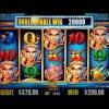 Fortunes of Atlantis Slot – SUPER FEATURE BONUS and BIG WINS!