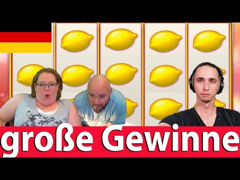 LEMON BIGGEST WINS – Liveslot, Tazino | Deutsch Streamers Biggest Wins #22