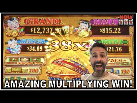 38x!! HUGE MULTIPLIER LEADS TO A SUPER BIG WIN! 🎰💰 88 FORTUNES SLOT