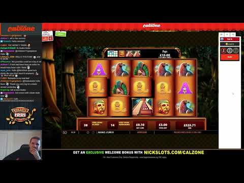BIG WIN on Montezuma Slot – £3 Bet