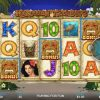 Bonus Game and Mega Win on Hawaiian Treasure Slot Machine from Playtech