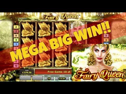 FAIRY QUEEN MEGA WIN!! ( Online Casino )