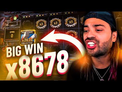 Streamer Big win x8678 on Money Train 2 slot – TOP 5 Mega wins of the week