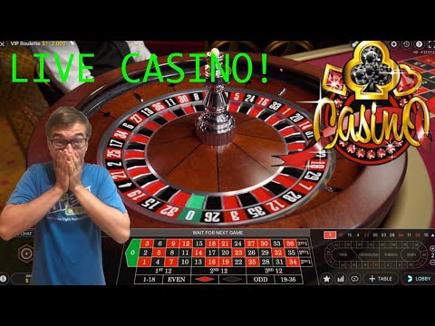 LIVE CASINO GAMES! Roulette, Mega Ball, Crazy Time, Slots!