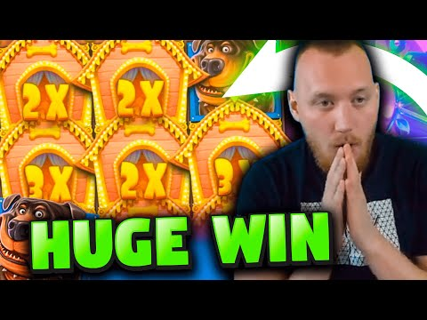 ClassyBeef New Big Win 20.000€ on The Dog House slot – TOP 5 Biggest wins of the week