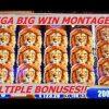 **MEGA BIG WIN MONTAGE** King of Africa BONUSES Slot Machine
