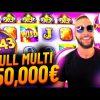 Streamer Super win +50 000€ on Euphoria slot – TOP 5 Mega wins of the week