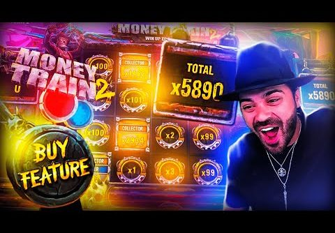 ROSHTEIN New Mega Win 120.000€ on Tombstone and Money Train Slot – TOP 5 Mega wins of the week
