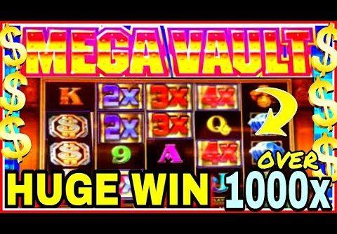 HUGE WIN | UNBELIEVABLE MEGA VAULT SLOT WIN | OVER 1000x BET – I finally did It