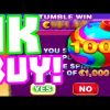 BIGGEST SLOT WIN😱YOU WILL EVER SEE ON THIS CHANNEL  SWEET BONANZA 1K BONUS BUY OMG UNREAL HIT‼️🔥