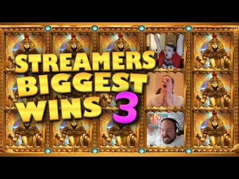 Streamers Biggest Wins Slots – #3 / 2019 Biggest wins (With Roshtein ) Win