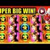 *SUPER BIG WIN!* DRAGON'S VOYAGE   MAX BET! Slot Machine Bonus (Konami)