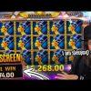 ROSHTEIN Full Screen Win  on Wings of Ra slot – TOP 5 Mega wins of the week