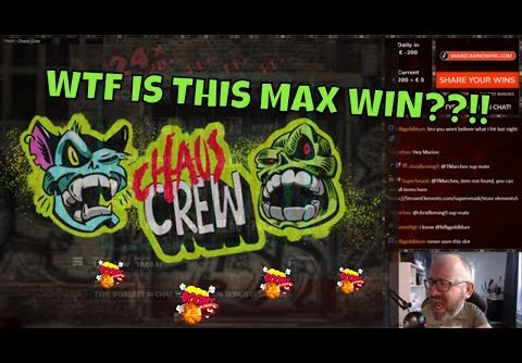 Chaos Crew RECORD Win on Release Day!! You gotta be joking??!!