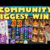 Community Biggest Wins #33 / 2020